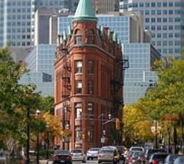 Торонто исторический