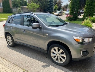 Mitsubishi RVR 2014 limited edition great condition on sale