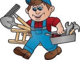 Handyman – мастер на все руки - любые мелкие работы по дому,