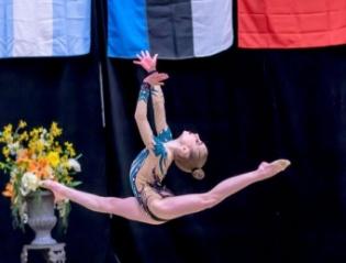 Kalev Estienne Rhythmic Gymnastic Club looking for new members