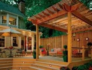 Все виды ландшафтных работ: укладка рулонного газона, ограды и дэки/lawn sodding, fences, decks