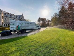 Irrigation installation, maintenance, and service