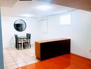 2 Bedroom Basement in Mississauga
